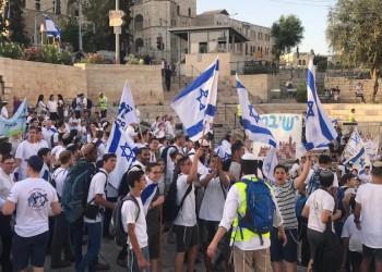 بعد تحذيرات.. إلغاء مسيرة الأعلام الاستيطانية في القدس
