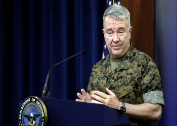 ماكينزي: مساعدة السعودية في الدفاع عن نفسها أولوية أمريكية عالية