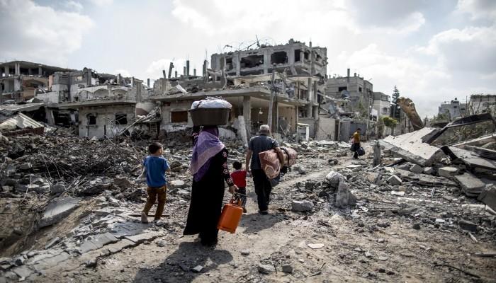 تراجع تأييد إسرائيل أوروبيا بسبب حرب غزة