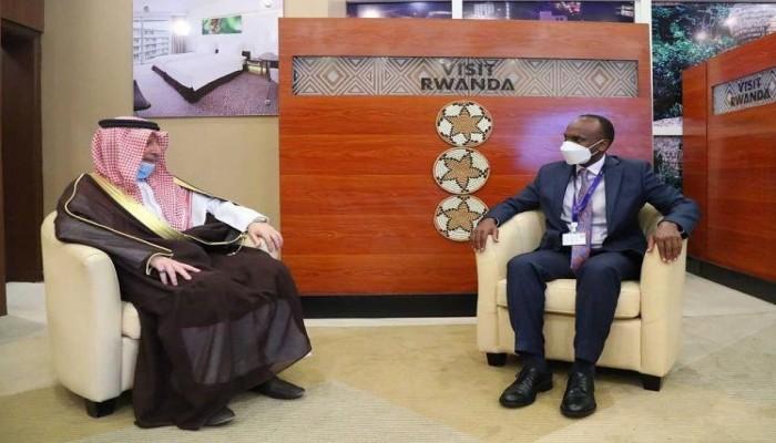 أول زيارة لمسؤول سعودي إلى رواندا لتوطيد العلاقات