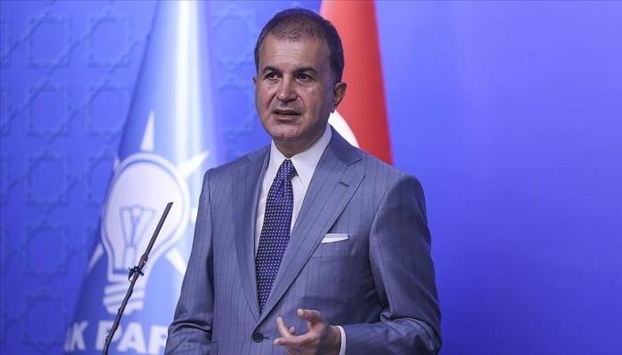 المتحدث باسم الحزب الحاكم في تركيا يشيد بالعلاقات مع مصر