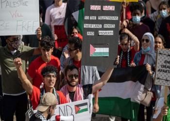 الرأي العام العالمي يتحول تجاه فلسطين