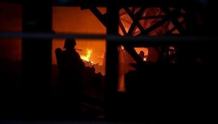 إجلاء 13 نزيلًا إثر حريق بمقر احتجاز أمني في المنامة