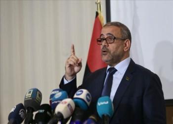 الأعلى للدولة الليبية يتهم حفتر برفض إجراء الاستفتاء على الدستور