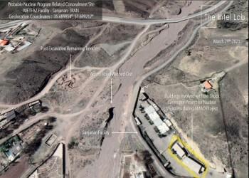 صور أقمار صناعية تهدد مباحثات فيينا.. نشاط إيراني لتصغير سلاح نووي