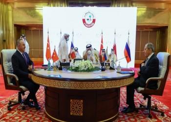 الدوحة: آلية التشاور بين روسيا وقطر وتركيا هدفها مساعدة السوريين