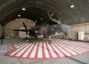 """بـ""""إف-35"""".. تدريبات عسكرية إسرائيلية في إيطاليا على استهداف إيران"""