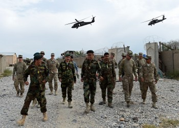 ن. تايمز: البنتاجون يدرس تنفيذ غارات لمنع سقوط كابول عقب الانسحاب الأمريكي من أفغانستان