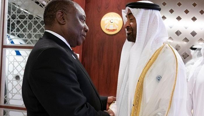 الإمارات وجنوب أفريقيا تصدقان على معاهدة تسليم المجرمين
