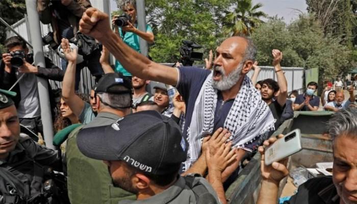 ميزان القوى منظوراً إليه من فلسطين