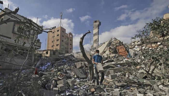 إسرائيل تطلب من مصر عدم إدخال إسمنت إلى غزة