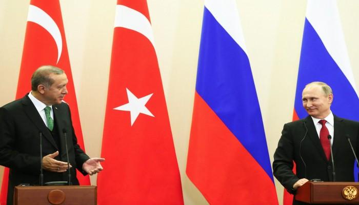 استطلاع: 79%من الأتراك يفضلون التعاون مع روسيا على أمريكا