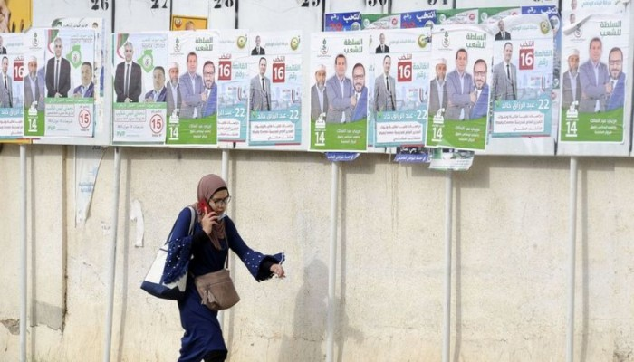 الجزائريون يتأهبون لأول انتخابات برلمانية بعد بوتفليقة
