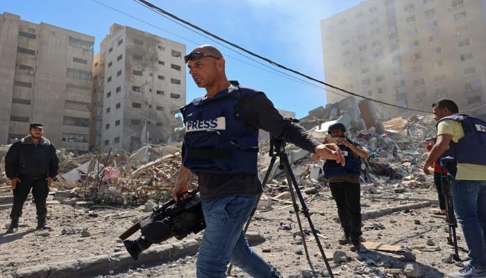 إسرائيل تحتج لدى قطر بسبب تغطية الجزيرة المتعاطفة مع الفلسطينيين
