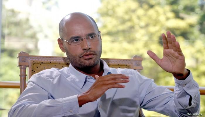 التايمز: سيف الإسلام القذافي يسعى للمنافسة في رئاسيات ليبيا
