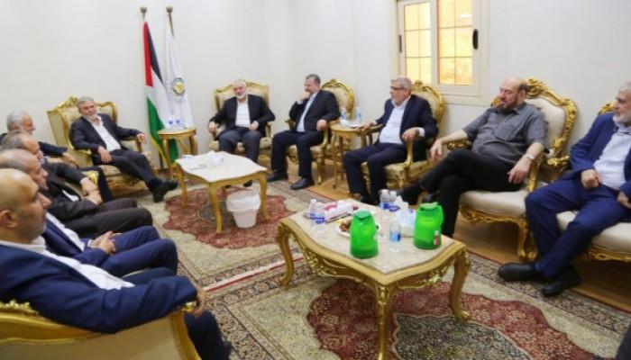 القاهرة تحتضن لقاءات للفصائل الفلسطينية رغم إلغاء الاجتماعات الرسمية