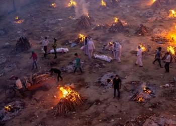 كورونا.. 4 آلاف وفاة جديدة في الهند