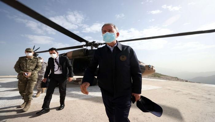 أكار من طرابلس: تركيا في ليبيا بدعوة من حكومتها وليست قوة أجنبية
