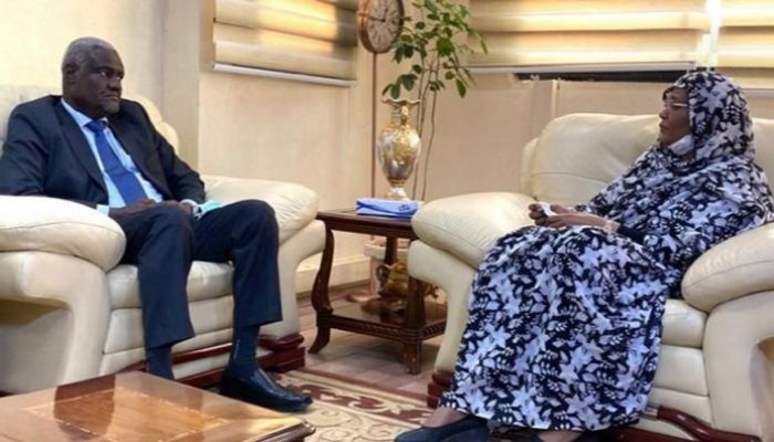 السودان للاتحاد الأفريقي: لا بد من اتفاق ملزم لقواعد ملء سد النهضة