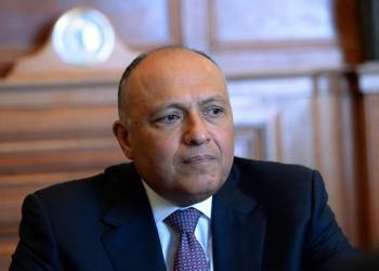 شكري عن العلاقات مع تركيا: استمرار قنوات الإخوان يجعل الأمور أكثر صعوبة