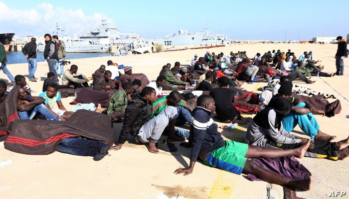 منظمة دولية: ليبيا اعترضت 1000 مهاجر غير شرعي لأوروبا خلال يومين