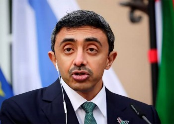 حماس: تحريض عبدالله بن زايد ضد الحركة يتنافى مع قيم العروبة