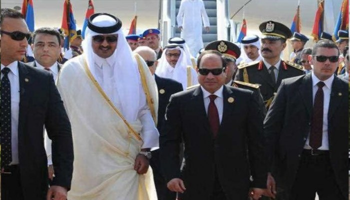 أول زيارة بعد اتفاق العلا.. شكري يتوجه إلى قطر برسالة من السيسي لتميم