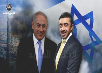 بن زايد يشتكي «حماس» لليهود الأمريكيين؟