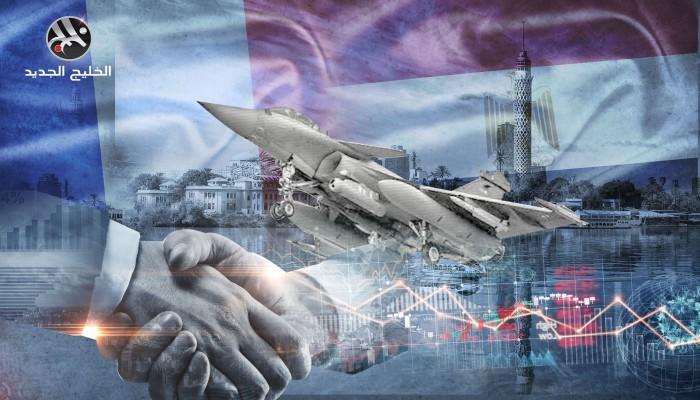 بعد الرافال.. فرنسا تعزز تعاونها الاقتصادي مع مصر بعقود قيمتها 3.8 مليارات يورو