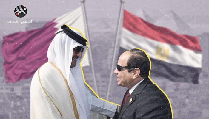 أول تصريح للجزيرة.. شكري: مصر وقطر لديهما إرادة لطي صفحة الماضي