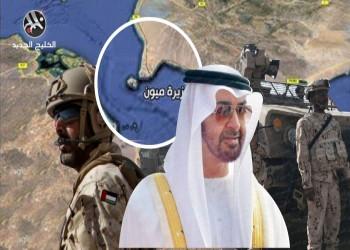 طارق صالح يعلق على بناء الإمارات قاعدة في جزيرة ميون اليمنية
