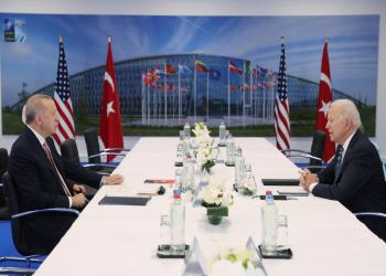 بايدن يشيد بلقائه مع أردوغان: جيد للغاية وسنحقق تقدما حقيقيا