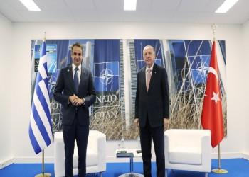 زعيما تركيا واليونان يتوصلان إلى تفاهم لمنع تكرار توتر 2020