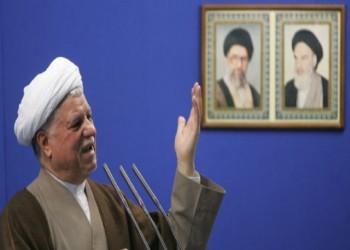 جدل بإيران بعد كشف سبب استبعاد رفسنجاني الأب من انتخابات 2013