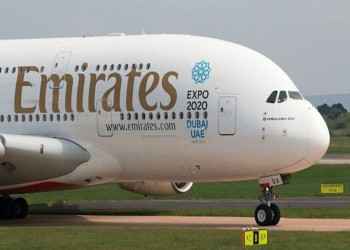 5.52 مليارات دولار خسائر طيران الإمارات السنوية