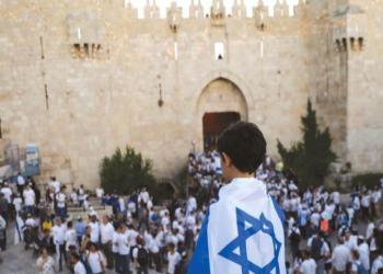 بينيت يواجه يوم غضب فلسطيني في مواجهة مسيرة الأعلام