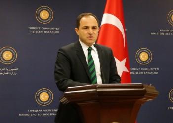 تركيا تنتقد بيانا أوروبيا حول المتوسط: يتبنى موقف اليونان ولا قيمة له