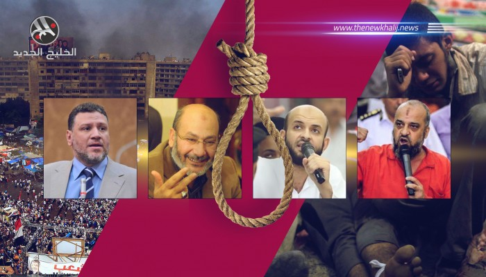 الإخوان تطالب العالم بالتدخل لوقف إعدام 12 من قياداتها في مصر