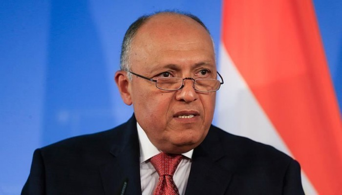 شكري يؤكد حرص مصر وقطر على تعزيز علاقات التضامن