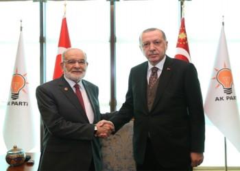 قيادي بحزب السعادة التركي يهاجم طريقة إدراته.. ما علاقة أردوغان؟