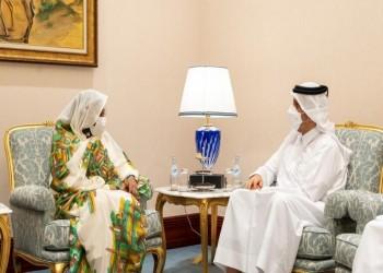 وزير خارجية قطر يناقش مع نظيرته السودانية أزمة سد النهضة