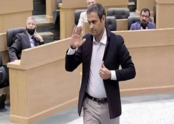 اعتقال النائب المفصول من البرلمان الأردني أسامة العجارمة