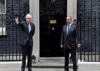 منتقدون لجونسون بعد استقباله ولي عهد البحرين: قدم التجارة على التعذيب