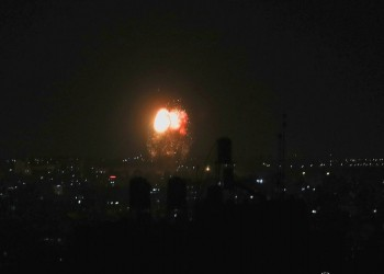 للمرة الثانية بعد التهدئة.. إسرائيل تقصف مواقع للمقاومة في غزة