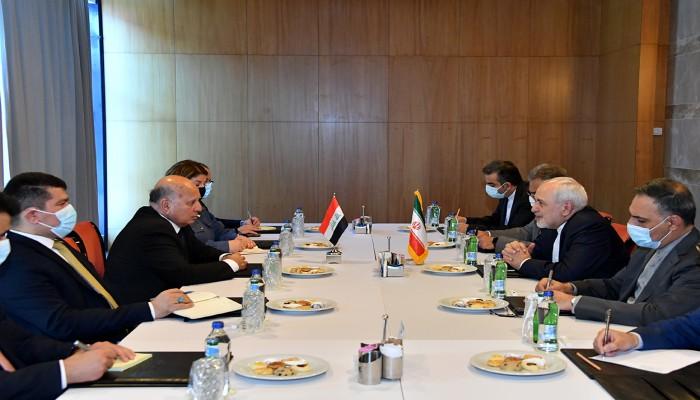 اتفاق عراقي إيراني على تعزيز التعاون ودعم استقرار المنطقة