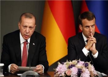 باريس ترحب بوقف الهجمات الكلامية مع أنقرة وتطالب بمبادرات ملموسة