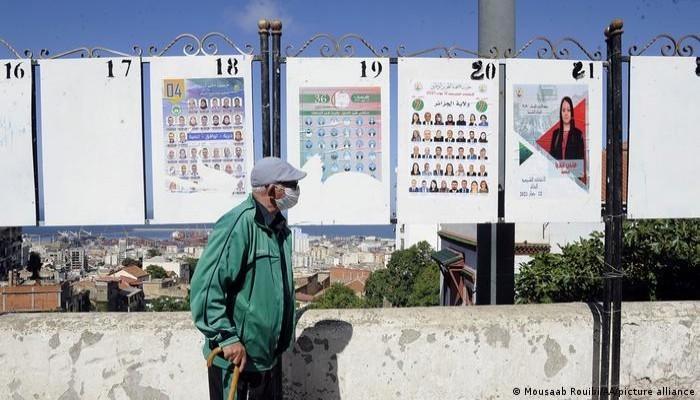 الانتخابات الجزائرية تعزز الانقسامات السياسية