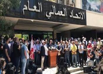 لبنان: النظام يتظاهر ضد الشعب!