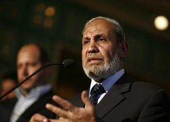 الزهار: انتصارات المقاومة فتحت أبواب دول عربية لقادة حماس (فيديو)