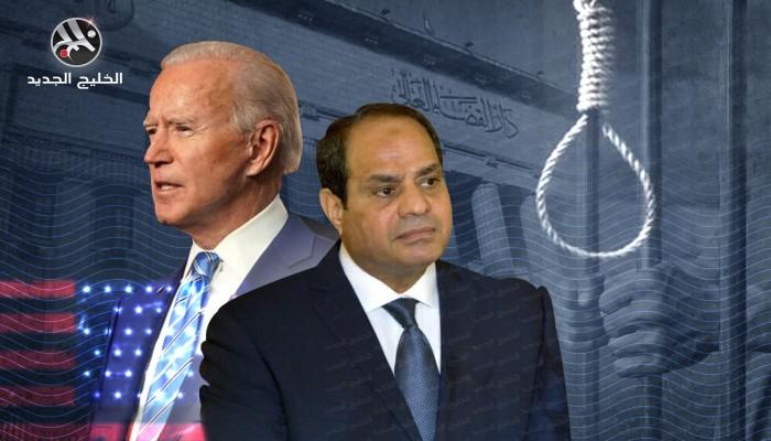 إعدامات مصر.. بايدن قدم شيكات على بياض لديكتاتور ترامب المفضل